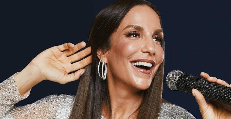 Cantora Ivete Sangalo vai apresentar o programa 'The Masked Brasil'