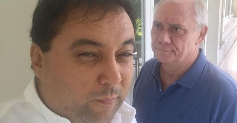 Geraldo Luís revela ritual do seu grande e eterno amigo, Marcelo Resende