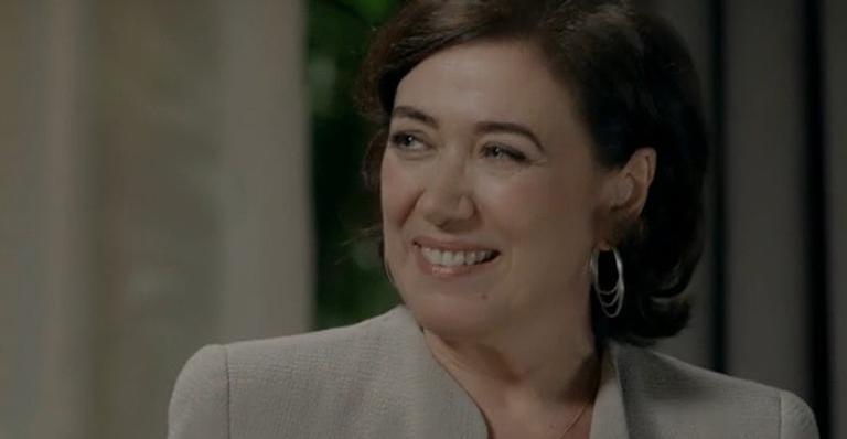 Maria Marta surpreende José Alfredo na novela 'Império'