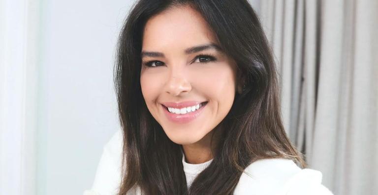 Mariana Rios encanta internautas ao se declarar para a afilhada: ''Entendi mais sobre amor''