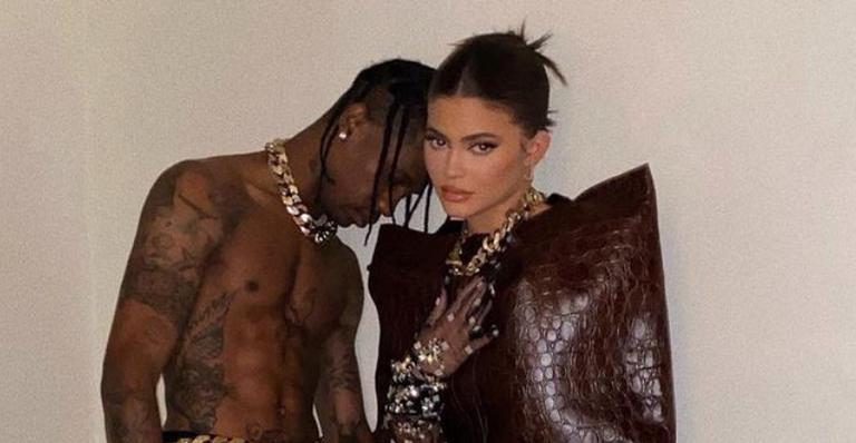Após preparar uma declaração, Kylie Jenner prepara surpresa romântica para Travis Scott