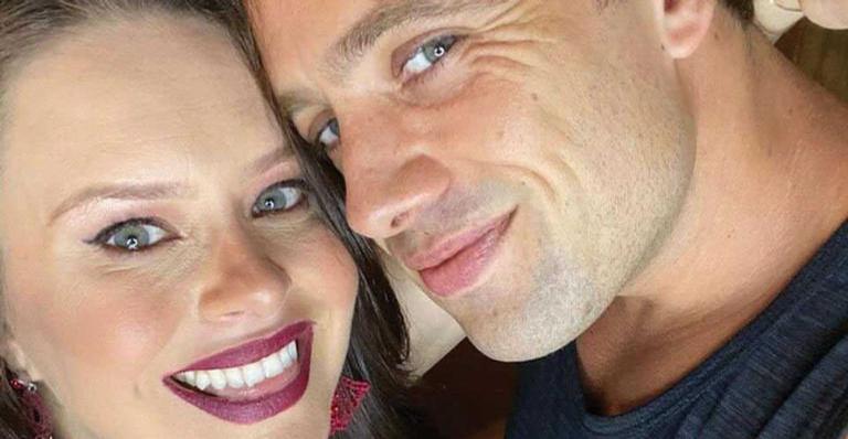 Mari Bridi relembra primeira festa junina com Rafael Cardoso na escola da filha, Aurora