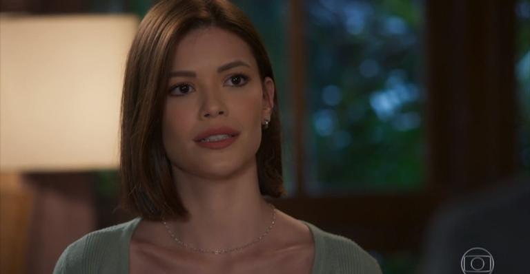 Kyra beijará Rafael na novela 'Salve-se Quem Puder'