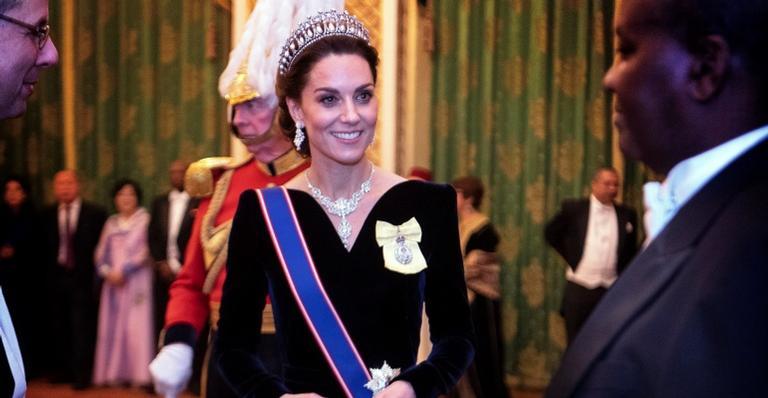 Kate Middleton se isola após ter contato com pessoa com Covid-19
