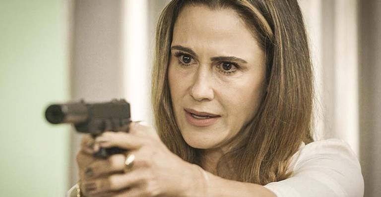 Vilã Dominique se dará mal no desfecho da novela 'Salve-se Quem Puder'