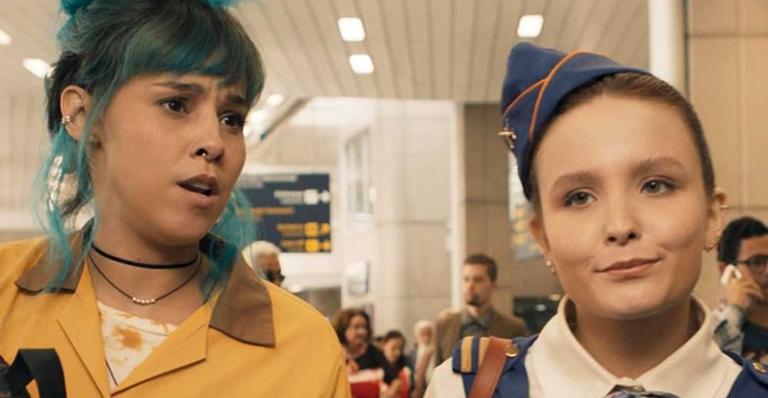 Netflix divulga trailer de 'Diários de Intercâmbio', filme protagonizado por Larissa Manoela
