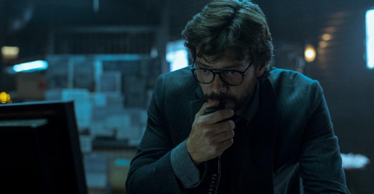Netflix anima seguidores ao compartilhar detalhes da quinta temporada de La Casa de Papel