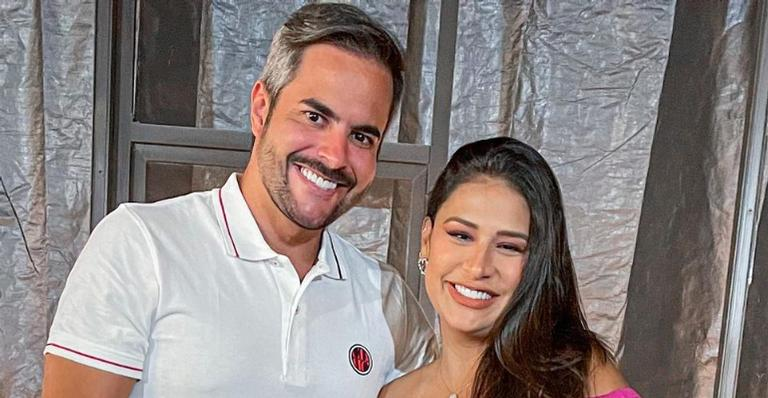 Simone Mendes se declara para o marido, Kaká Diniz: ''Te amo meu amor''