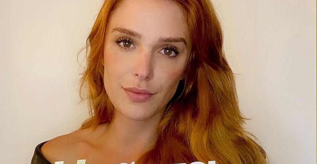 Rafa Brites publica vídeo desabafando sobre gravidez real e internautas se identificam