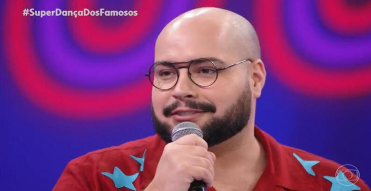 Após se destacar na 'Super Dança dos Famosos', ator Tiago Abravanel desabafa sobre o funk