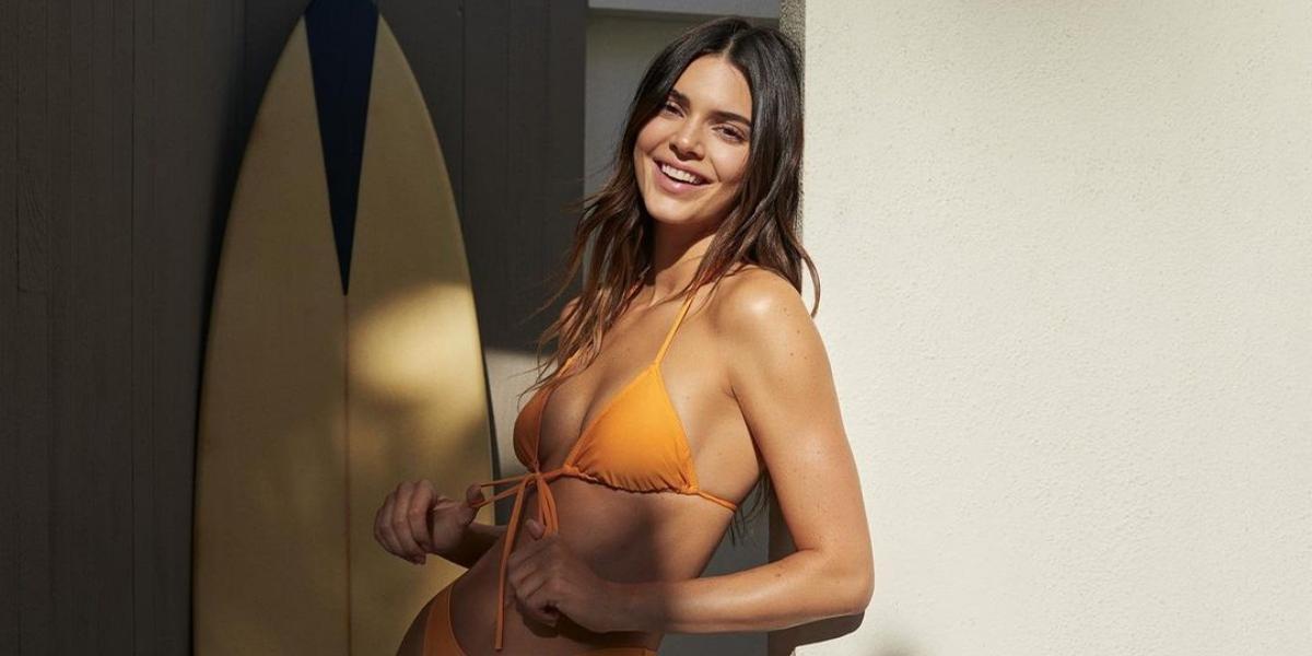 Grife italiana processa modelo Kendall Jenner por suposta quebra de contrato