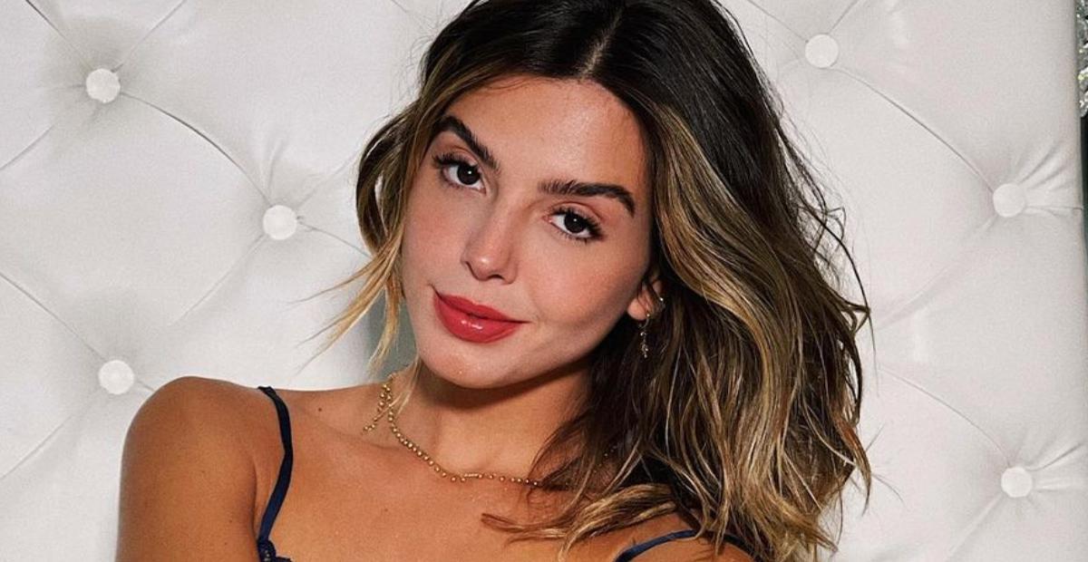 Giovanna Lancellotti aproveita dia relaxante no spa e encanta: ''Maravilhosa''