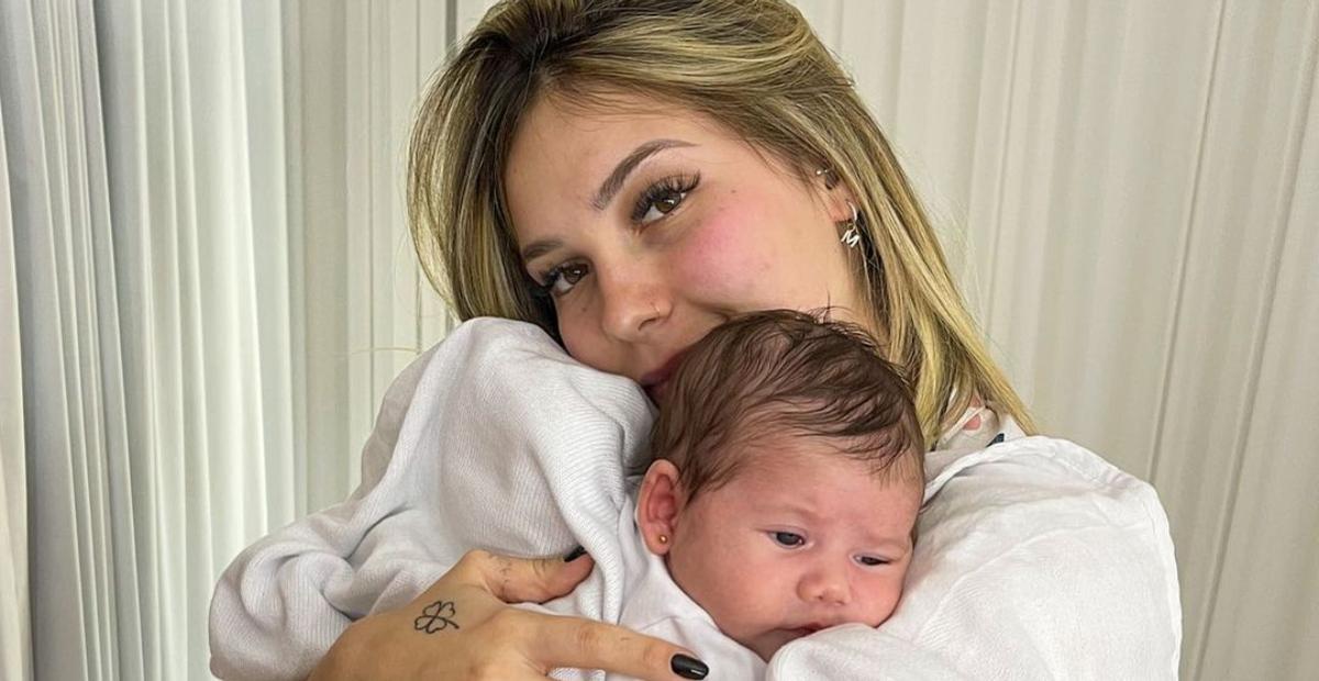 Virginia Fonseca mostra as joias da filha, Maria Alice, e encanta: ''Fofura e amor''