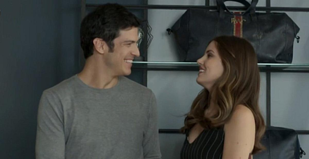 Eric trai a namorada Luiza e recebe uma grande surpresa na novela 'Pega Pega'