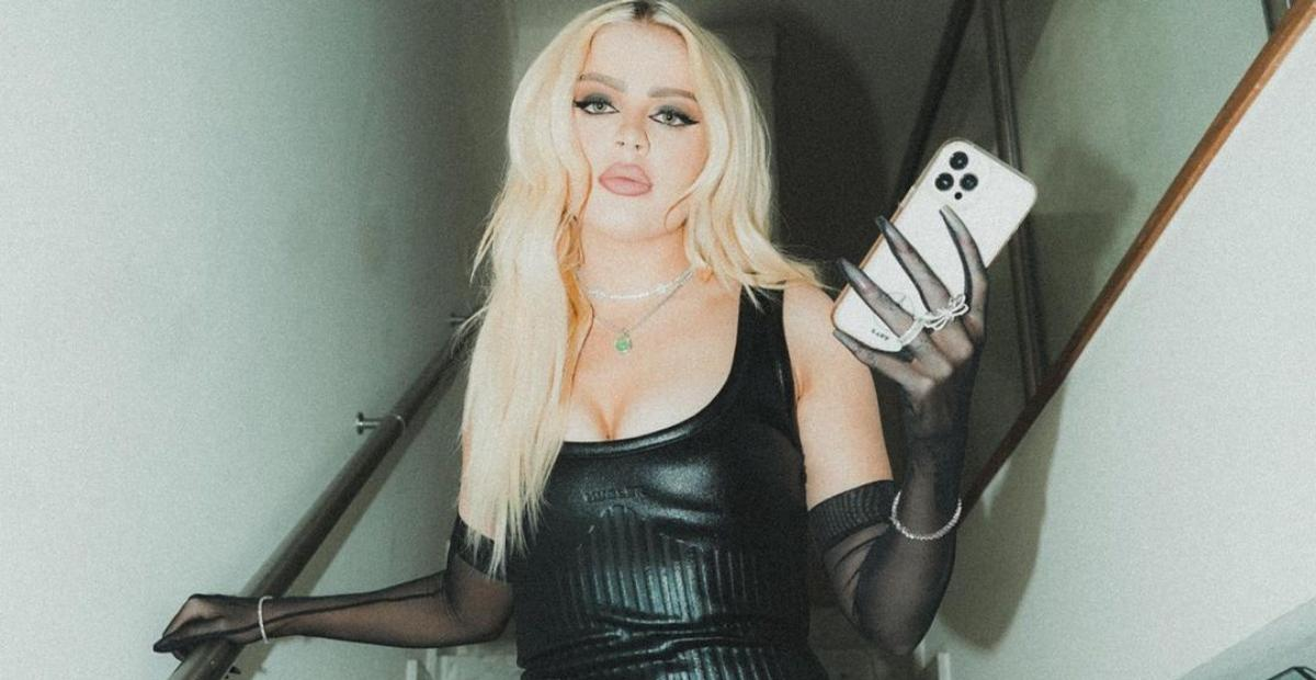 Luísa Sonza fala sobre o uso frequente de roupas pretas: ''Me define''