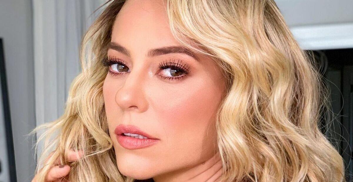 Paolla Oliveira impressiona com beleza natural em selfies: ''Gata linda''