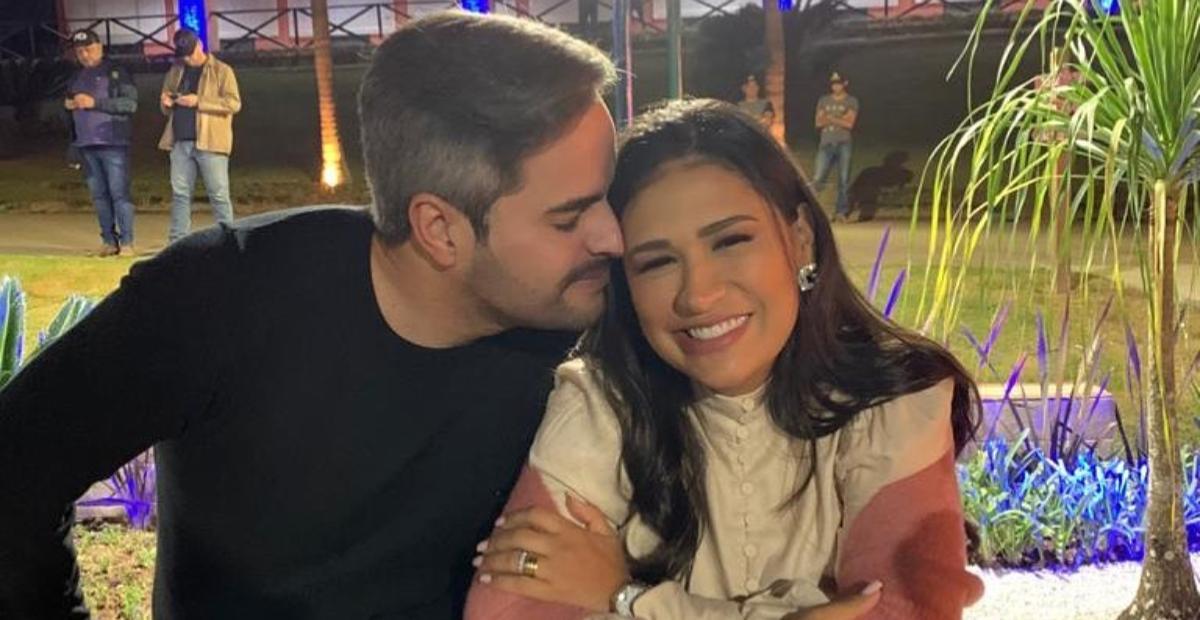 Simone Mendes exibe detalhes da festa surpresa que fez para o marido, Kaká Diniz: 'Foi emocionante'