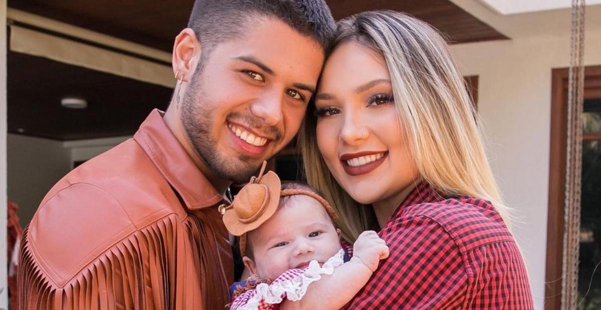 Relembre momentos fofíssimos de Maria Alice, filha de Virginia Fonseca e Zé Felipe