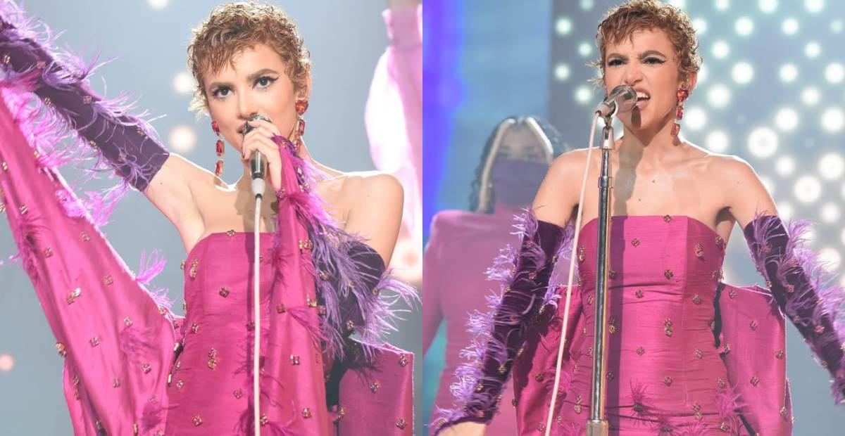 Manu Gavassi abriu o MTV Miaw com a performance inédita 'sub.ver.si.va'