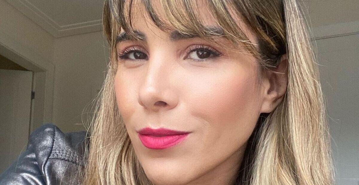 Cantora Wanessa encantou ao protagonizar registro deslumbrante na areia