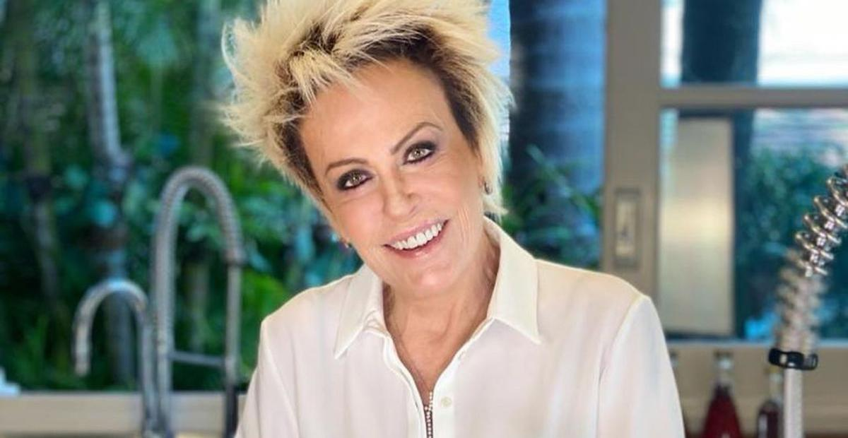 Apresentadora Ana Maria Braga participará como jurada especial do programa 'The Masked Singer', da Globo
