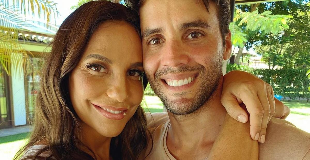 Daniel Cady compartilha momento especial nas redes sociais; marido de Ivete Sangalo deixa web encantada