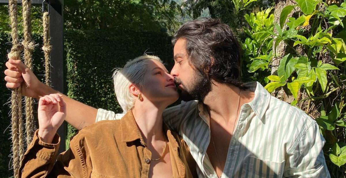 Rodrigo Simas resgata cliques na Itália ao lado de Agatha Moreira e emociona web: ''Casal perfeito''