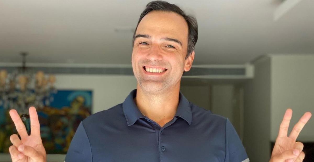 Tadeu Schmidt recorda visita à casa do 'Big Brother Brasil': ''Até o Big Fone eu atendi''