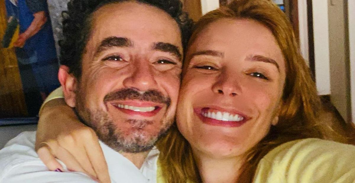 Rafa Brites faz relato sobre a gravidez e se declara para Felipe Andreoli