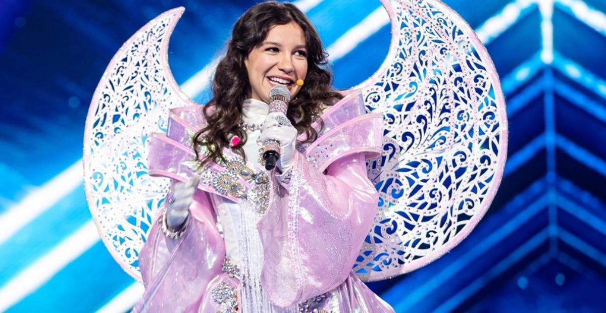Priscilla Alcântara, a Unicórnio, é a grande vencedora do 'The Masked Singer Brasil'