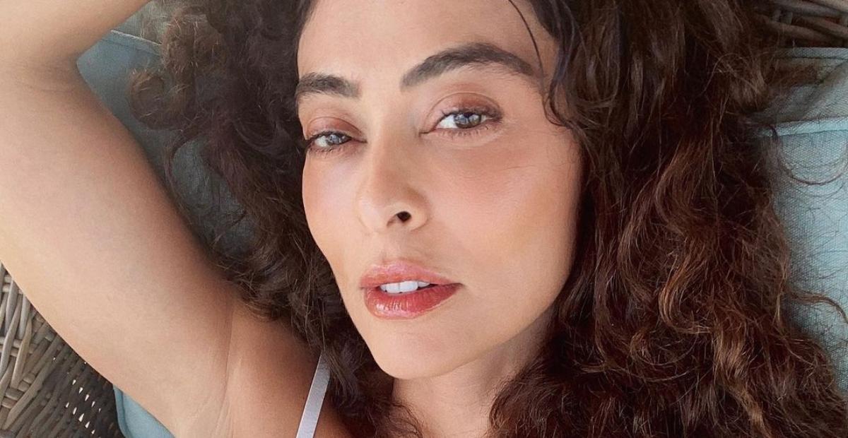 De cara lavada, Juliana Paes esbanja beleza natural e surpreende: ''Perfeita''
